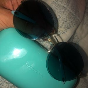 New sunglasses tiffany & co